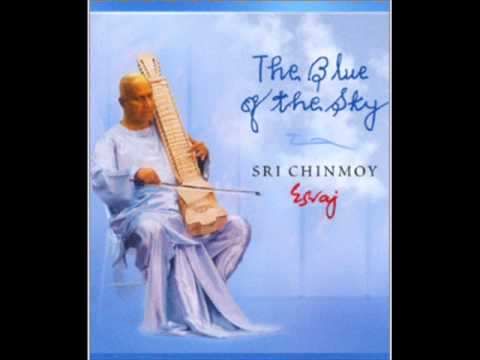 Sri Chinmoy-The Blue of the Sky