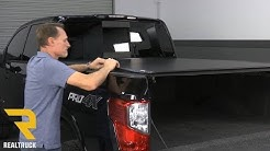 How to Install TruXedo Lo Pro Tonneau Cover on a 2017 Nissan Titan