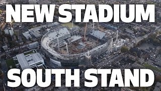 NEW STADIUM UPDATE | South Stand