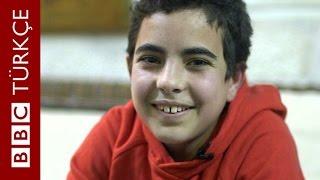 Suriyeli çocuklar savaşı anlatıyor - BBC TÜRKÇE
