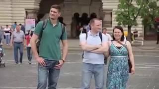 【感動】ロシアで一人がロシア国歌を歌いだすと… 【フラッシュモブ】