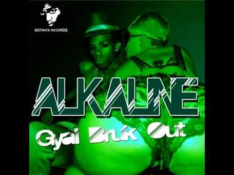 Alkaline Gyal Bruk Out (Clean) October 2013