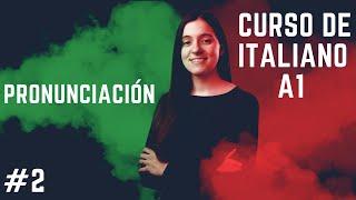 Fonética y pronunciación en italiano