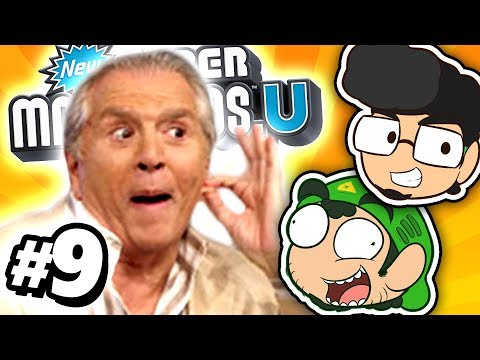AH CAZALBÉ!!! | New Super Mario Bros U #09