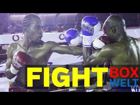 Ibrahim Class vs Koos Sibiya - 12 rounds super featherweight - 25.11.2017 - Dar es Salaam, Tanzania