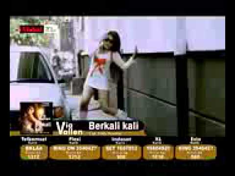 Full Version Hits Single Via Vallen   Berkali   Kali by Vyanisty Magetan