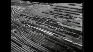 Город ГОРЬКИЙ в ночь с 21 на 22 июня 1943 год  flv