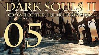 Dark Souls 2 Crown of the Old Iron King - Walkthrough Part 5: Fume Knight