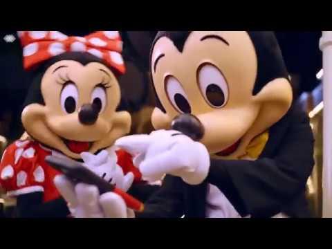 Feliz 90 cumpleaños Mickey en Disneyland Paris