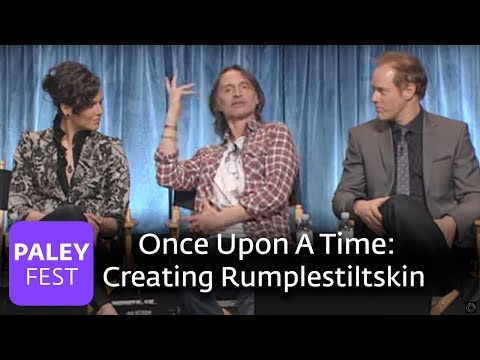 Once Upon A Time   Creating Rumplestiltskin
