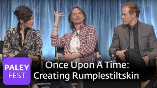 Once Upon A Time  - Creating Rumplestiltskin