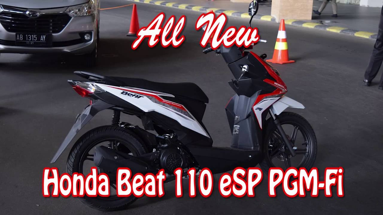 Kumpulan 89 Modifikasi Honda New Beat Esp Terlengkap Janur Modifikasi