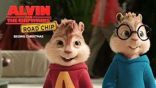 Alvin and the Chipmunks: The Road Chip | Chip Advisor: Security Line [HD] | FOX Family