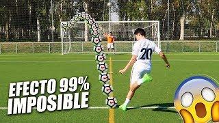 EL EFECTO 99% IMPOSIBLE!!!!!! RETOS DE FUTBOL [ByDiegoX10]