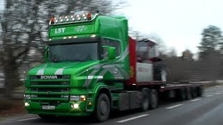 Best Of Scania \8/ Sound 2013 Loud Pipes Save Lives