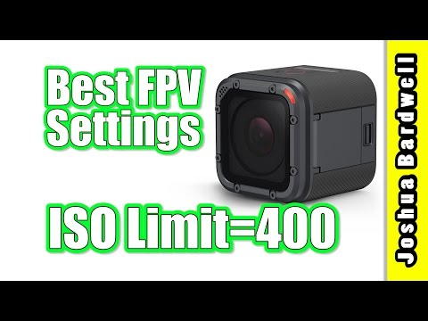 Best GoPro Settings for ISO Limit and Shutter Speed