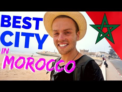 my FAVOURITE CITY in MOROCCO for TRAVEL المغرب