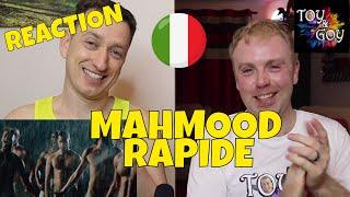 Gambar cover Mahmood - Rapide - Reaction