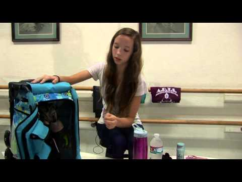What You Should Keep in Your Dance Bag and Why You Should Keep it There