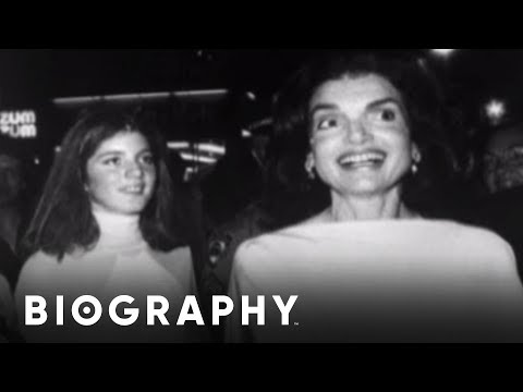Caroline Kennedy - Just Like Mom?