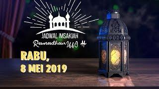 Gambar cover Jadwal Imsak dan Buka Puasa Rabu 8 Mei 2019 Bulan Ramadan 1440 H