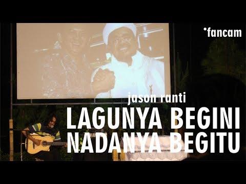 JASON RANTI - LAGUNYA BEGINI NADANYA BEGITU (+Lirik) | Lagu untuk Sapardi Djoko