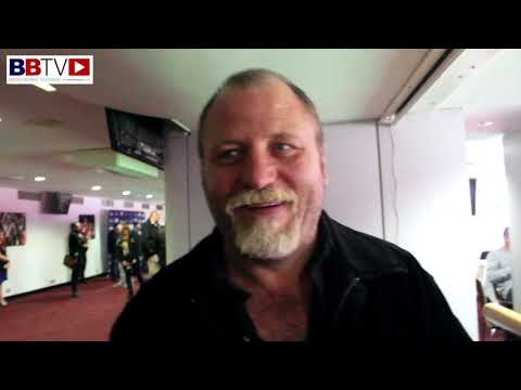 """THE WHITE BUFFALO FRANS BOTHA!! """"FURY WILL WALK INTO A PUNCH"""" DISCUSSES HIS GREAT CAREER"""