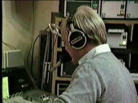 Joy 96 FM St. Louis Radio 1987  Behind the scene look of St. Louis Radio KADI  96