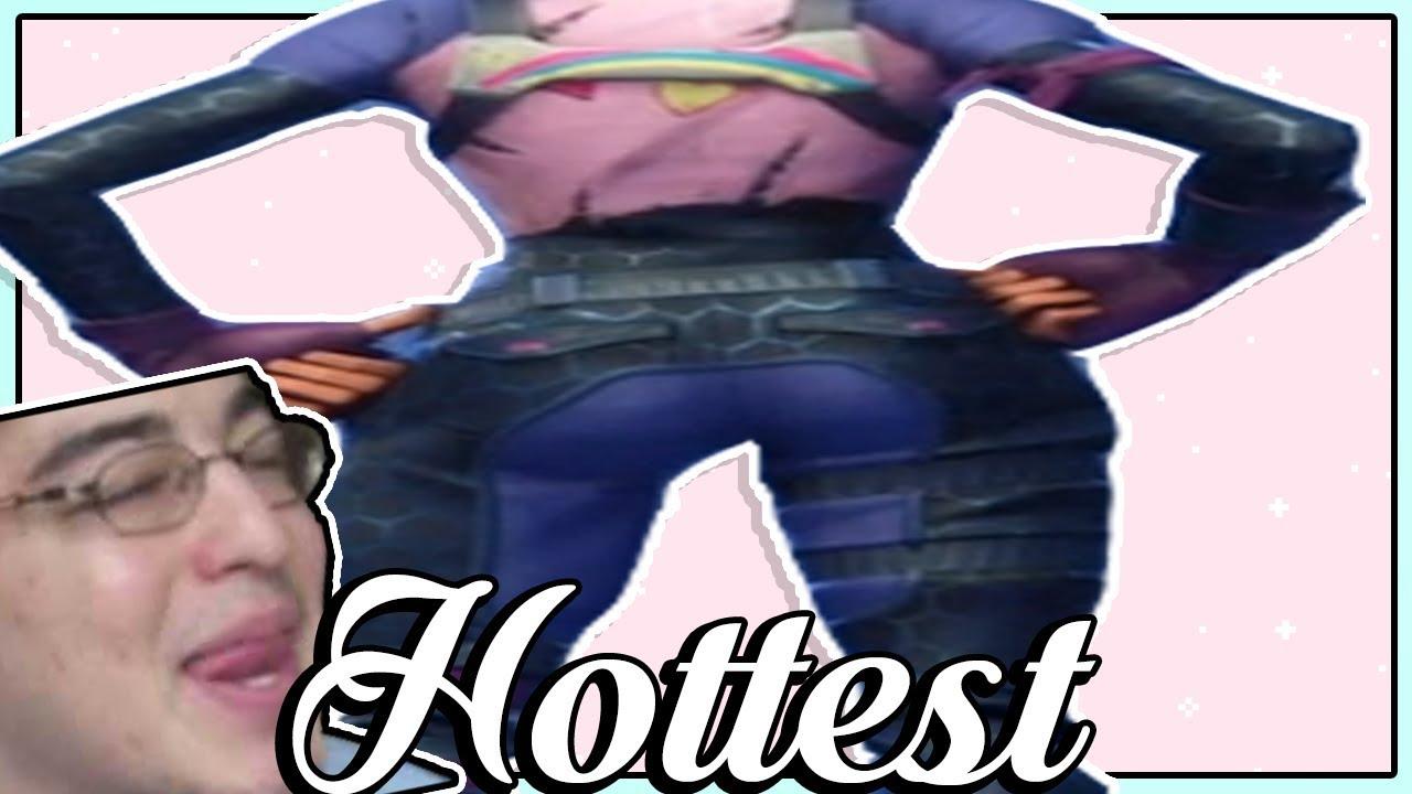 Hottest Fortnite Skin 🤔😍👌 - YouTube