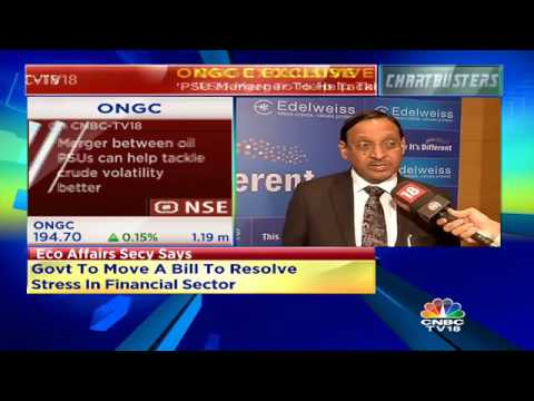 Merger Between Oil PSUs Can Help Tackle Crude Volatility Better: ONGC