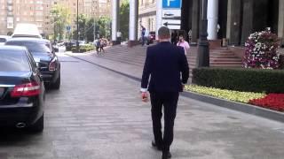 Ксения Бородина и Курбан Омаров: свадьба