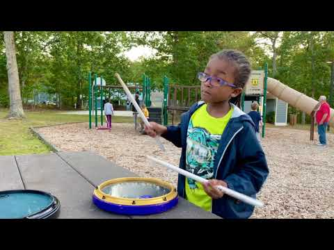 Epic Snare Drum Battle Brother Vs Sister with Atlanta Drum Academy