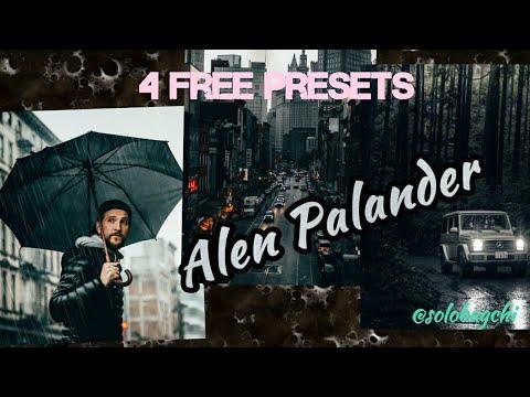 #Alenpalanderpresets #freepresets How