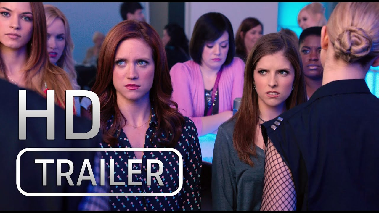 Pitch Perfect 2 Official Trailer 2 2015 Hd Youtube