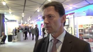 STAHL 2014: Interview mit Frank Schulz (ArcelorMittal)