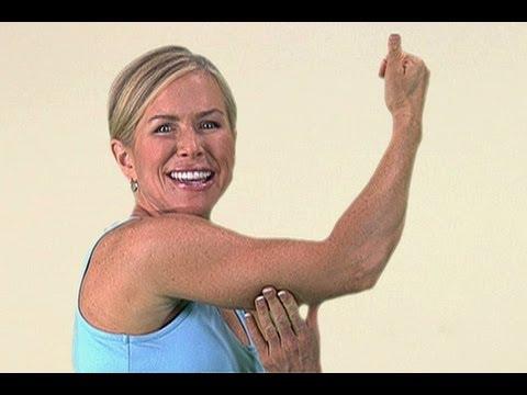 Wie man Arme mit Massagen schlank macht