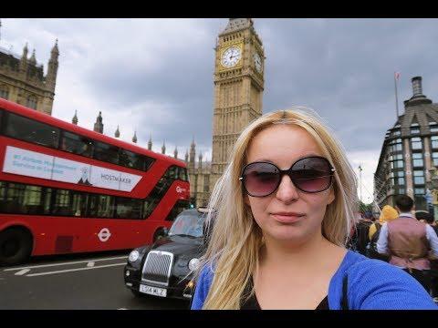LONDYN JEST PIĘKNY!  | vlog