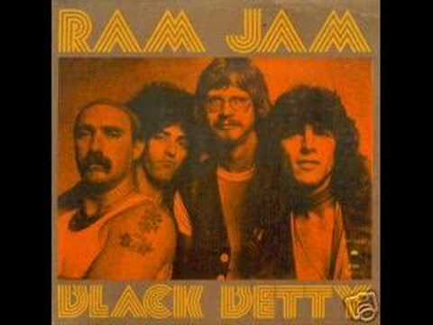 Ram Jam - Black Betty 1977