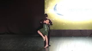 Aytunç Bentürk D.A yıl sonu gösterileri 2017 ABDA DANCERS Erkut&Alina TANGO SHOW