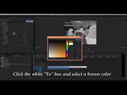 How To Make A To Be Continued Meme In Adobe Premiere[TUTORIAL]