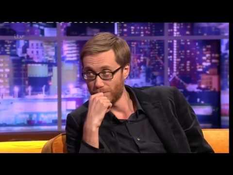 """Stephen Merchant"" The Jonathan Ross Show Series 5 Ep 3 26 October 2013 Part 3/5"