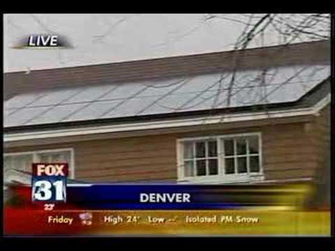 KDVR Interview Solar Panel Owner