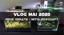 VLOG MAI / NEUE DINGE / MITGLIEDSCHAFT / BECKENUPDATE