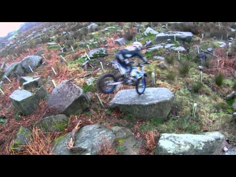 Graham Jarvis A Training Day In Winter