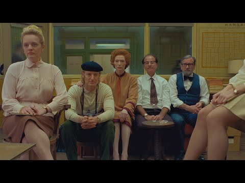 'The French Dispatch' Trailer