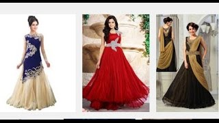 Top 100 Party wear dresses, long party dresses for women