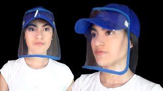 Protector Facial En 3 minutos ¡ muy Fácil !