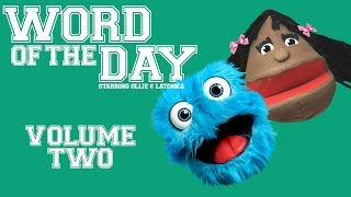 Fluffy Friends - Word of the Day: Volume Two