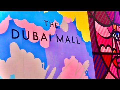 DUBAI MALL WALK October 2020 Visit UAE Travel in covid-19 DUBAI VLOG LIVE VIDEO
