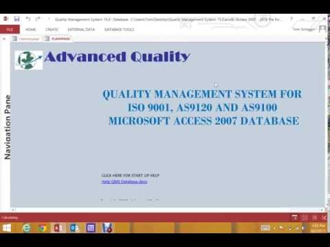 QMS Database